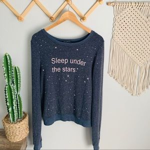Wildfox Sleep Under the Stars Sweater
